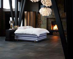nenhum outro prazer é mais duradouro do que dormir numa cama Hästens melhorcamadomundo.com