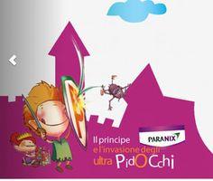 Amici della Scuola: PIDOCCHI 1 -IL PRINCIPE PARANIX E L'INVASIONE DEGL...