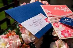 { tendance 2013 } des idées de mariage couleur corail faire part de mariage pas…