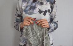 It is about passion  See my DaWanda Shop online  http://pl.dawanda.com/shop/manufakturababciwladzi #knitting #knitted #wool #blanket