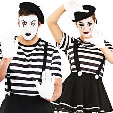 Fancy Dress & Period Costumes for sale Adult Circus Party, Halloween Circus, Circus Theme Party, Circus Clown, Pierrot Costume, Mime Costume, Mardi Gras Costumes, Carnival Costumes, Halloween Costumes