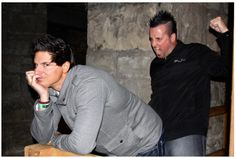 my all time favorite picture of billy and zak....LOL HUMMMM
