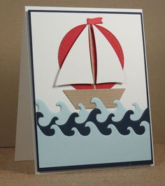 MFTv Let's Make Some Waves | Sail-Boat