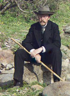 Sergei Prokudin Gorski