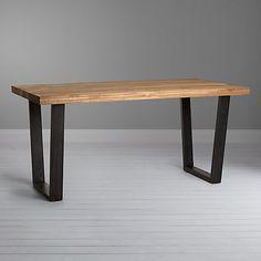 Buy John Lewis Calia 6 Seater Dining Table Online at johnlewis.com