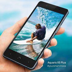 Actualización Android 7.1 Nougat Aquaris X5 Plus, entérate en @Maxmovil