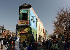 Buenos Aires - La Boca - Caminito