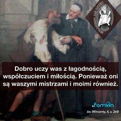 #Wincentyńskie Słowo na #RokMiłosierdzia (III T. Wielkanocny) #miłosierdziewincentyńskie #cytaty