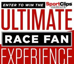 Grand Prize: $4,540.00 2-night trip for 2 to Darlington, SC; 2 hospitality suite tickets to the September 3 Xfinity Series Race; 2 garage passes; a Sports Clips racing helmet; a meet & greet for winner & guest with Denny Hamlin; sponsor-specified...