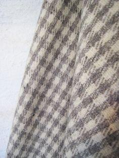 Wool Blanket.