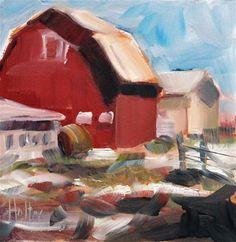 """Primay Focus"" - Original Fine Art for Sale - © Michael Holter"