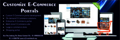 #EcommercePortal We provide our customers an oppurtunity to purchase and sell items and services online through websites with user friendly, attractive design and much more features........visit us at http://www.csinfotech.org/
