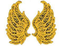FSL Wings Machine Embroidery Designs  http://www.designsbysick.com/details/fslwings