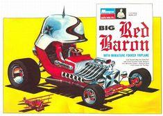 I had this as a teenager! Model Cars Kits, Kit Cars, Car Kits, Vintage Models, Old Models, Vintage Toys, Monogram Models, Plastic Model Cars, Drag Cars