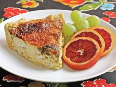 Cowpoke Quiche From Dish Café: Reno, Nevada : When owner Nancy Horn opened this restaurant almost eight years ago, the first thing…