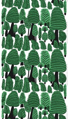 Metsanvaki by Kristina Isola for Marimekko