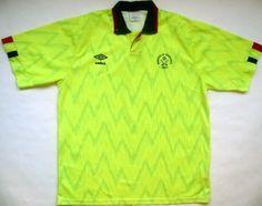 1989-91 Sheffield United Away Shirt M