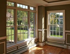 Decor And Home Design , House With Double Hung Windows : Double Hung Windows…