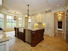 I like big airy kitchens