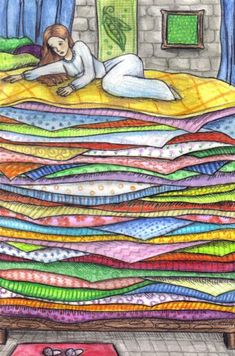 The Princess And The Pea by Emma [©2007]