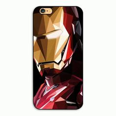 Justice League/Avengers Hard Plastic Case For iPhone