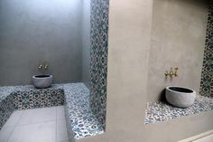03e969d1c8afbd686cb38b40d7a39da4.jpg (670×446) Steam Room, Spa Design, Spa Interior, Bathroom Interior Design, Farm Style Bathrooms, Moroccan Garden, Tadelakt, Turkish Bath, Wellness Spa