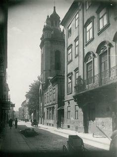 ul. Вірменська (Ormiańska), Lwów - 1925 rok, stare zdjęcia