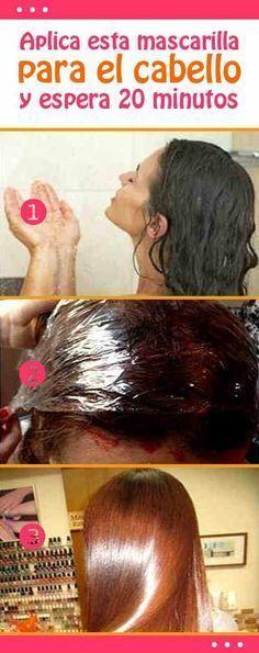 Must Have Beauty Tips! Beauty Secrets, Beauty Hacks, Beauty Care, Hair Beauty, Natural Hair Treatments, Hair Remedies, Tips Belleza, Beauty Recipe, Natural Cosmetics
