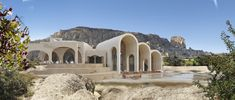 Cappadocia Hotel by Global Architectural Development (GAD) Parametric Architecture, Classical Architecture, Ecology Design, Geothermal Energy, Underground Cities, Walking Paths, Extended Stay, Cappadocia, Design Strategy