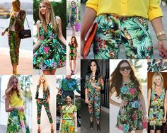 prada tropical prints | Tropicaliente!