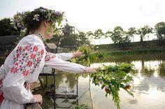 Riti della Festa di San Giovanni in Bielorussia