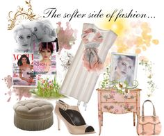 """""""Softer side of fashion"""" by melody-renfro-goldsberry on Polyvore"""