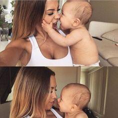 Me as a mom