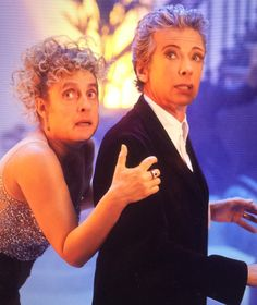 These Doctor Who face swaps are amazingly horrible