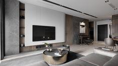 design home decoration Modern Bedroom Design, Modern Interior, Home Interior Design, Home Living Room, Living Room Designs, Living Room Decor, Bedroom Decor, Wall Decor, Apartment Interior