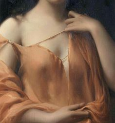 LUIS RICARDO FALERO - A classical beauty (detail)