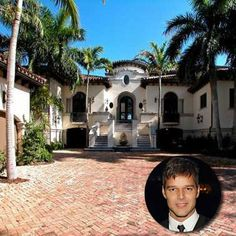Stately Celebrity Homes for Sale