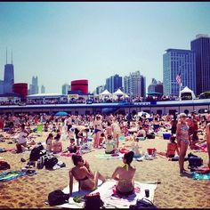 #Chicago #NorthAvenueBeach