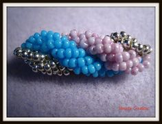 images about Bead Spiral Spirals, Ropes and