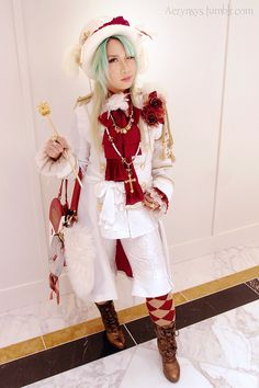 Gorgeous Ouji coordinate