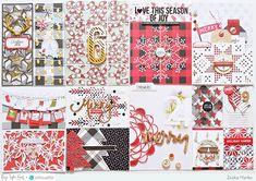 December Daily® Filler Cards by Zsoka Marko   Paige Taylor Evans