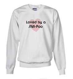 Loved By A Shih-Poo, Need this!