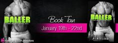 Smokin' Hot Reads: Book Tour, Reviews & Giveaway: The Baller by VI Keeland