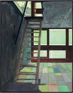 Briey, by Peter Doig (1999)