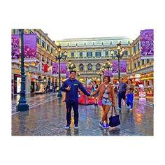 Venetian, Macau  July 18, 2014