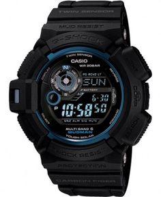 G-Shock - GW-9330B-1 Watch - $370