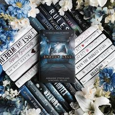 GIVEAWAY . His throne. Her rebellion. Their war. . Shadow Call by @adrianne.strickland and @begemotike is the rip-roaring space adventure sequel to the book that NYT bestselling author Lindsey Cummings heralded as an explosive debut. Full of action and romance as if Star Wars was done in the vein of Joss Whedons Firefly. . I have heard nothing but good things about this series and I cant wait to pick it up!!! To learn more about the book or to order a copy click on the link in my bio! I also…