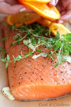 Fish And Seafood, Breastfeeding, Salmon, Good Food, Turkey, Cooking Recipes, Kitchen, Diet, Cooking