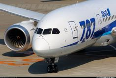 Boeing 787-8 Dreamliner - All Nippon Airways - ANA | Aviation Photo #2303520 | Airliners.net