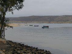 Restinga peninsula, Lobito, Angola